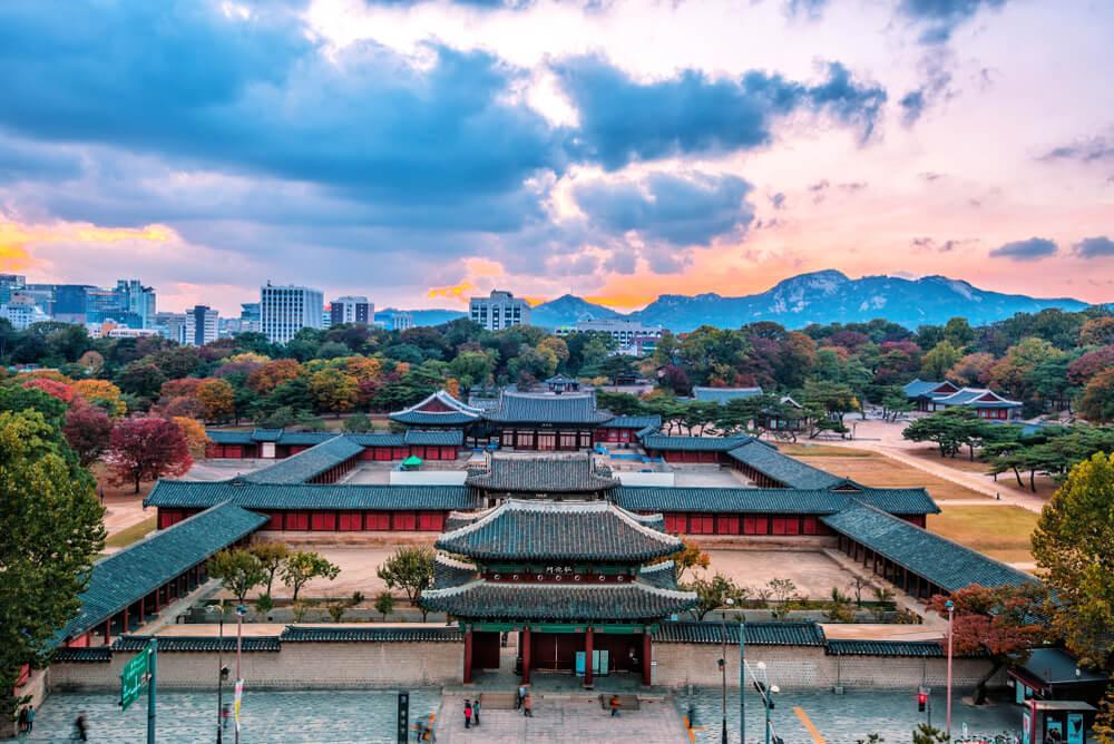 Palacio de Changgyeonggung en Seúl