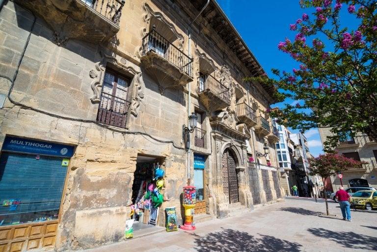 Un paseo por los palacios de La Rioja más bonitos