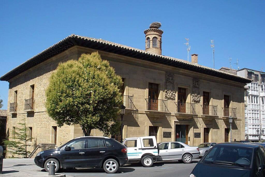 Palacio de Bezaras en Haro