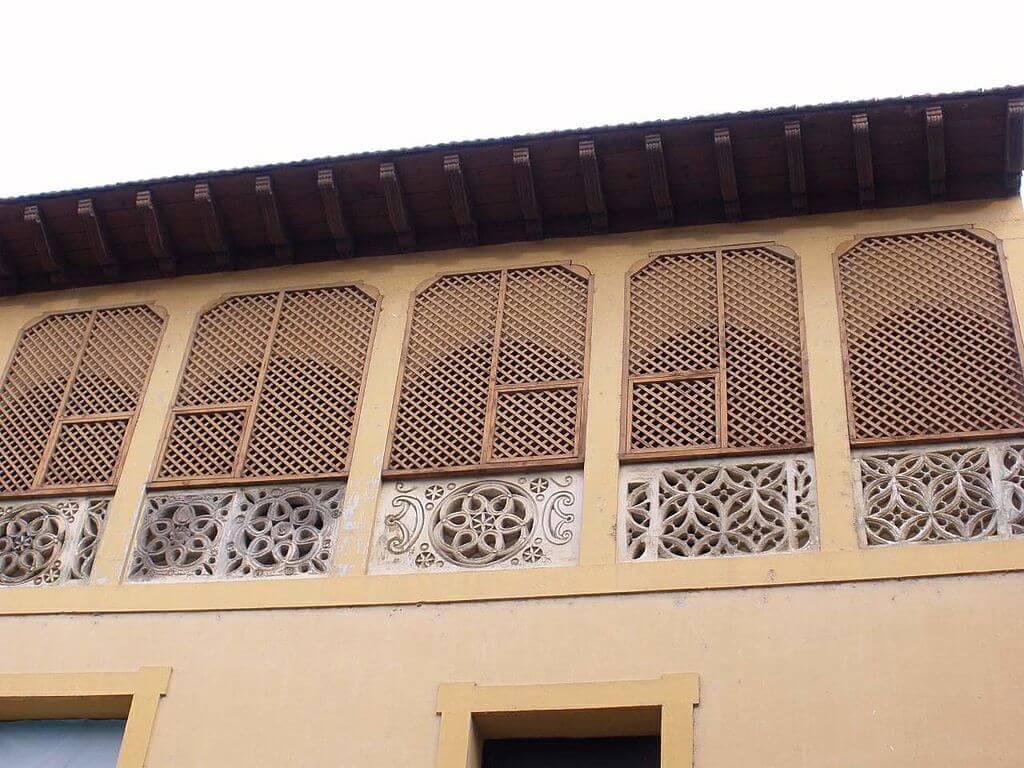 Palacios de Haro: palacio de Paternina