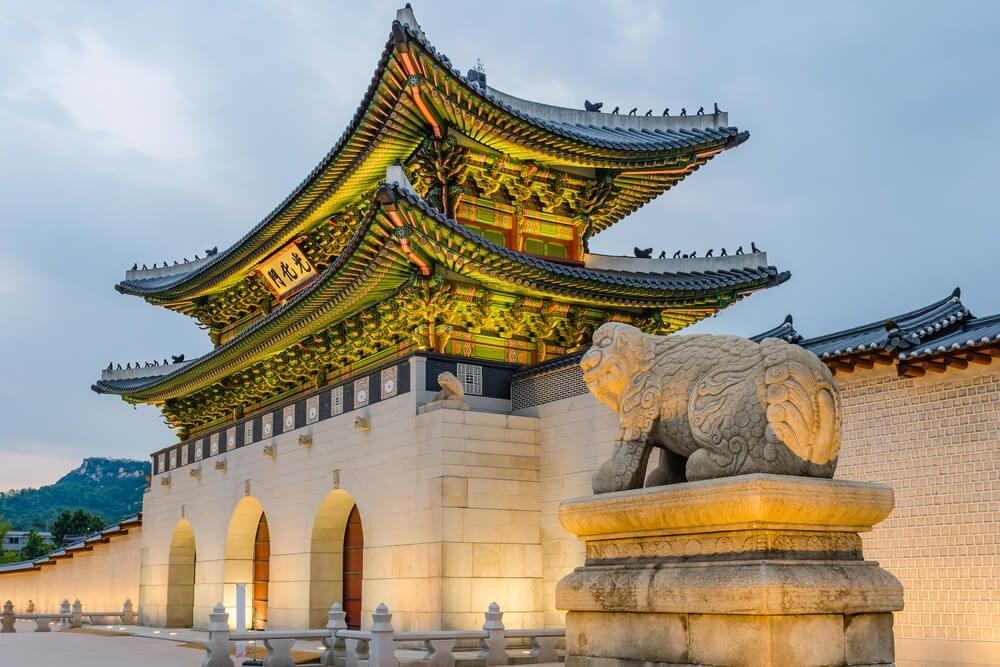 Descubre los cinco palacios de Seúl en Corea del Sur