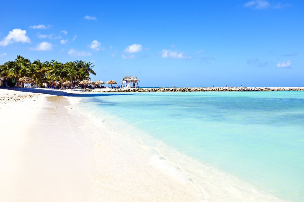 La isla de Aruba, descubre la isla feliz en el Caribe
