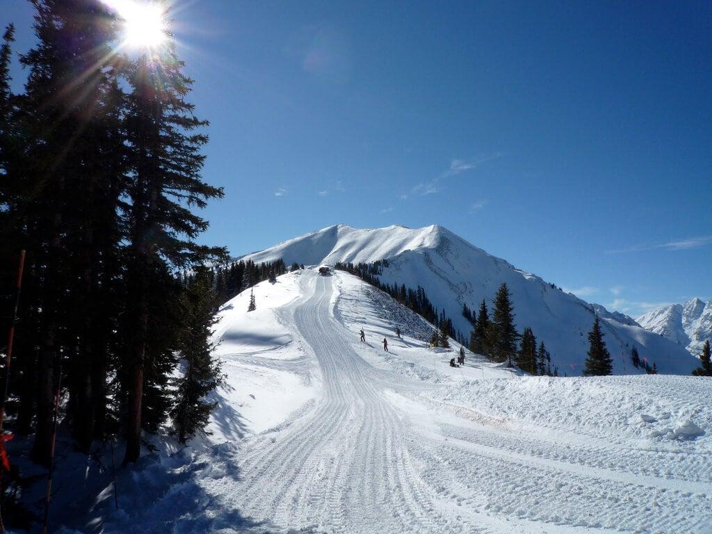 Pista en Aspen