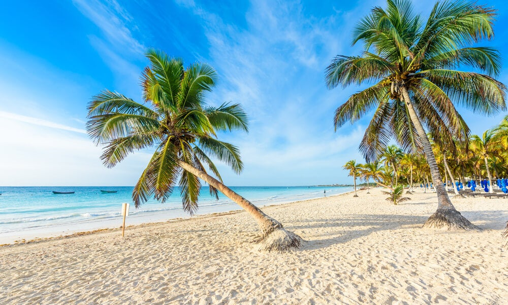 Playa Paraíso en México