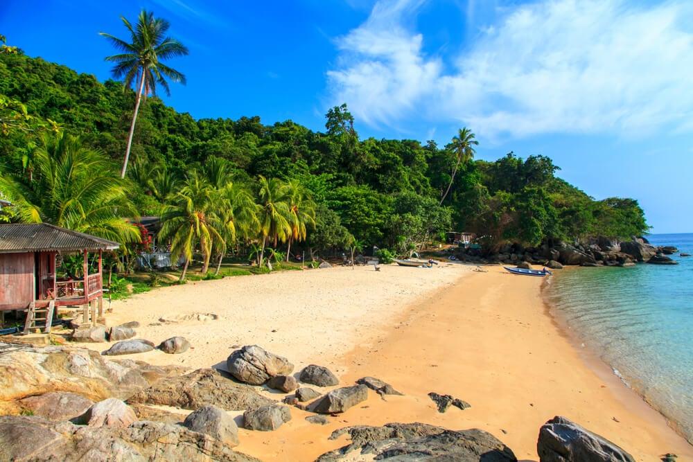 Playa de Pulau Perhentian Kecil