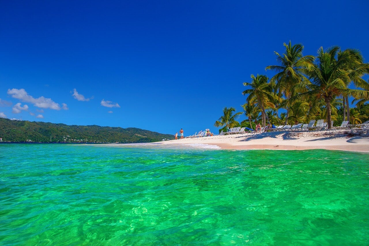 Samaná, lugar perfecto para pasar el fin de año en algún paraíso del Caribe