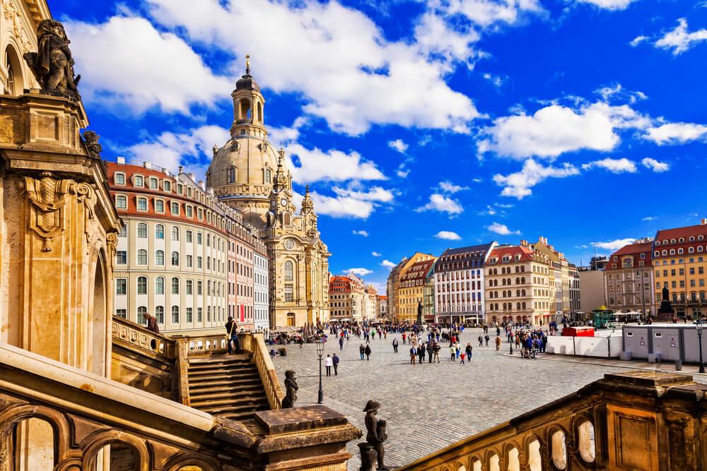 Ciudad Vieja de Dresde
