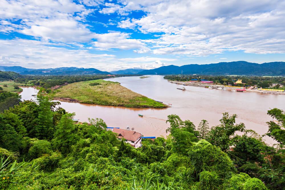 Conoce el río Mekong, uno de los más importantes de Asia