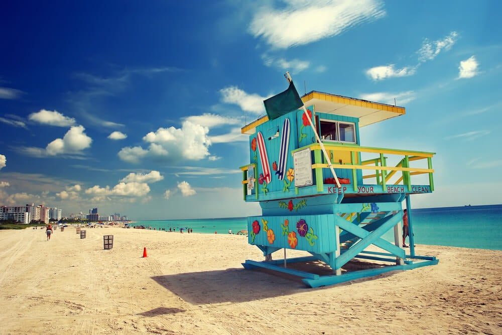 Viajar a Florida: South Beach