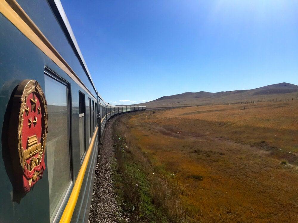 Ferrocarril Transiberiano, uno de los viajes en tren más bonitos