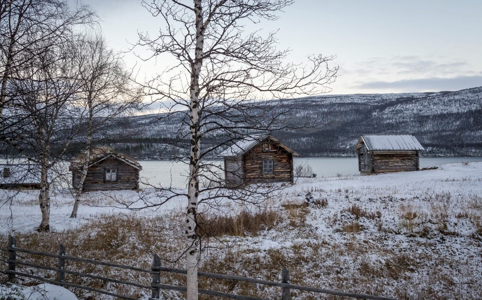 Utsjoki en Laponia