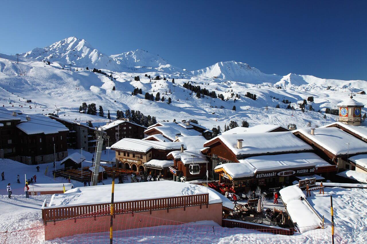 Si vas de vacaciones a la nieve, elige un buen hotel