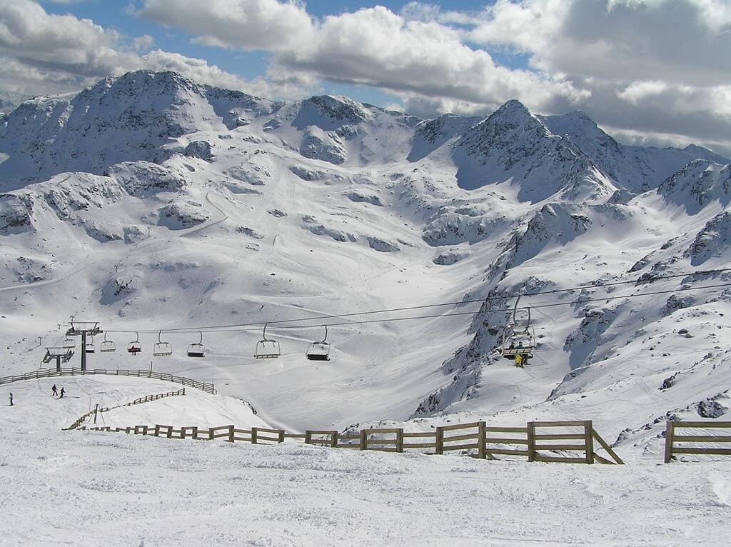 Dominio de Vallnord en Andorra