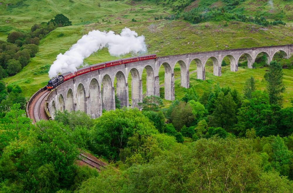 Los viajes en tren más espectaculares del mundo