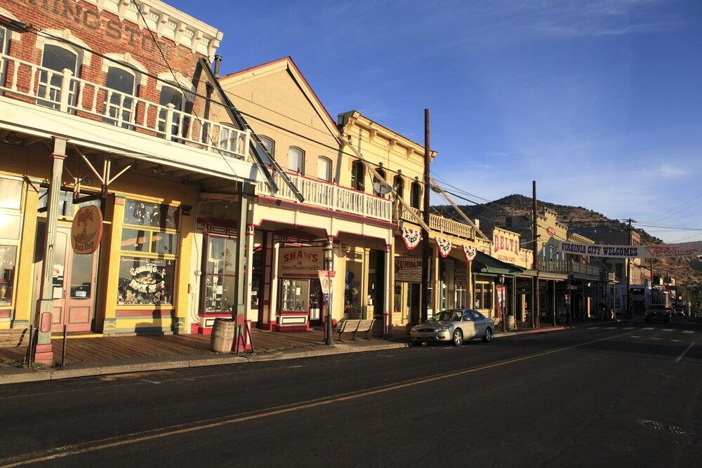 Virginia City, un pueblo de otra época en Estados Unidos
