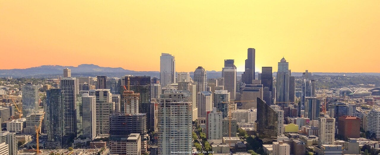 Vista de Seattle