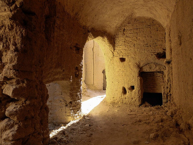 vivienda de Kaharanaq