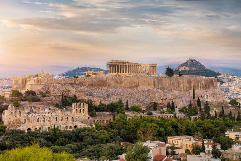 La Antigua Grecia y el origen de la cultura occidental
