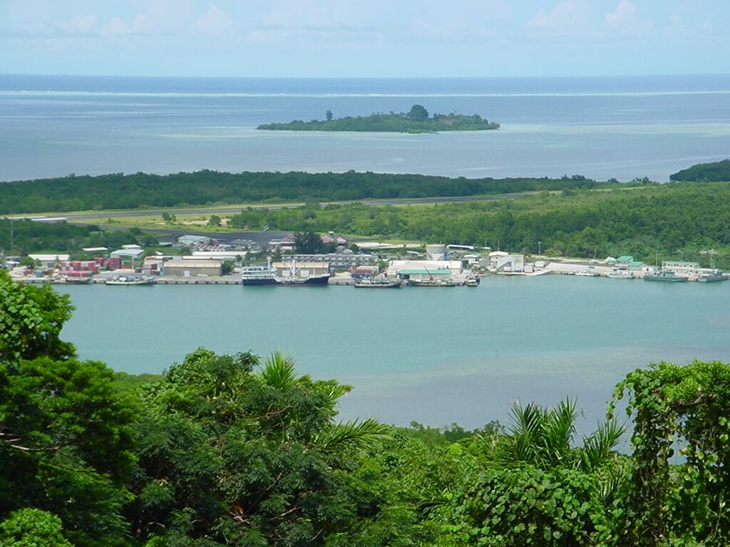 Aeropuerto de Pohnpei