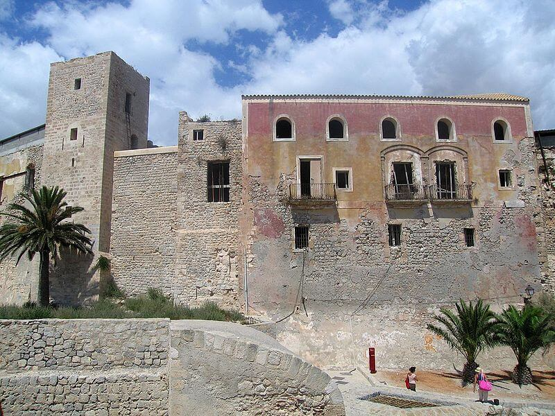 Almudaina de Dalt Vila