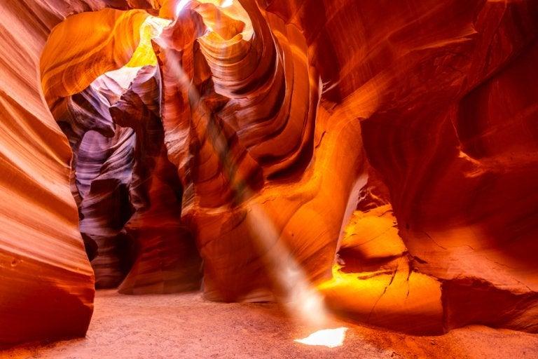 Visitar el Antelope Canyon. ¿Qué debes saber antes de ir?