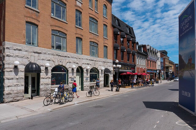 Byward Market en Ottawa