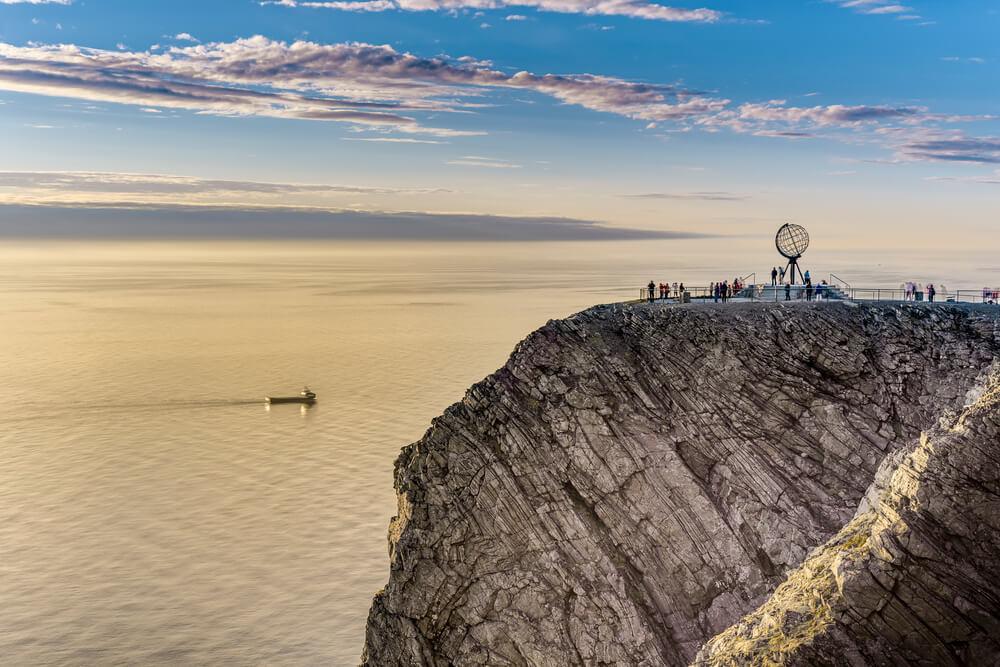 Realiza un largo viaje a Cabo Norte y Finlandia