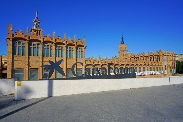 CaixaForum Barcelona, un rincón para el arte