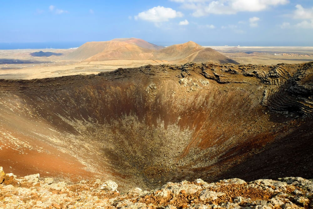 Calderon Hondo en Fuerteventura