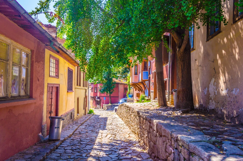 Calle de Plovdiv