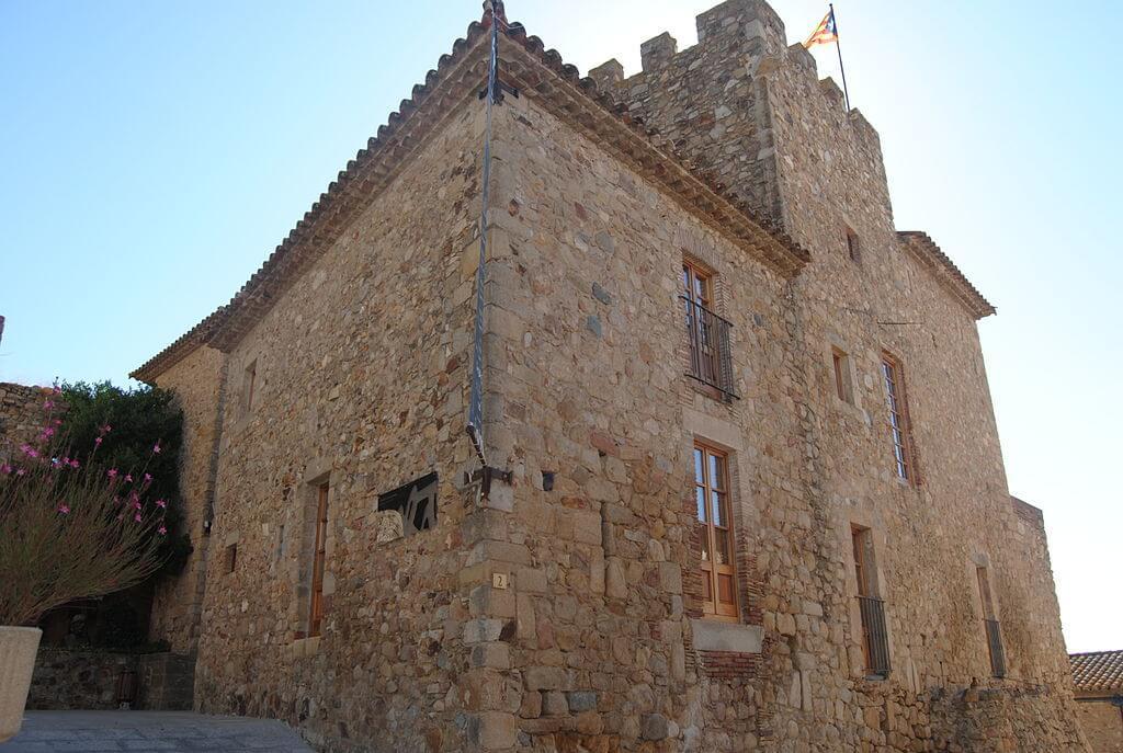 Castillo en Castell d'Aro