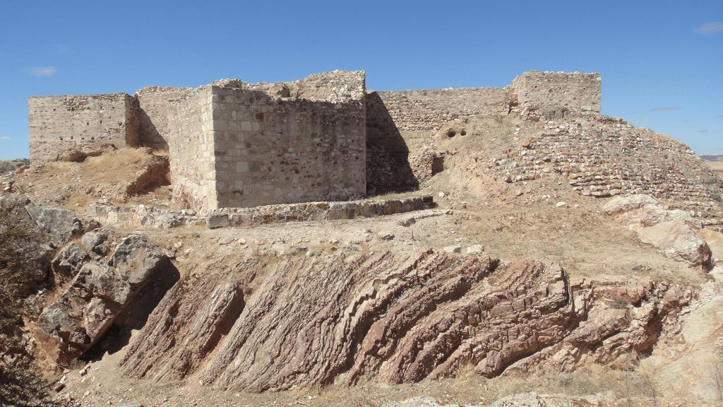Castillo de Alarcos en Ciudad Raal