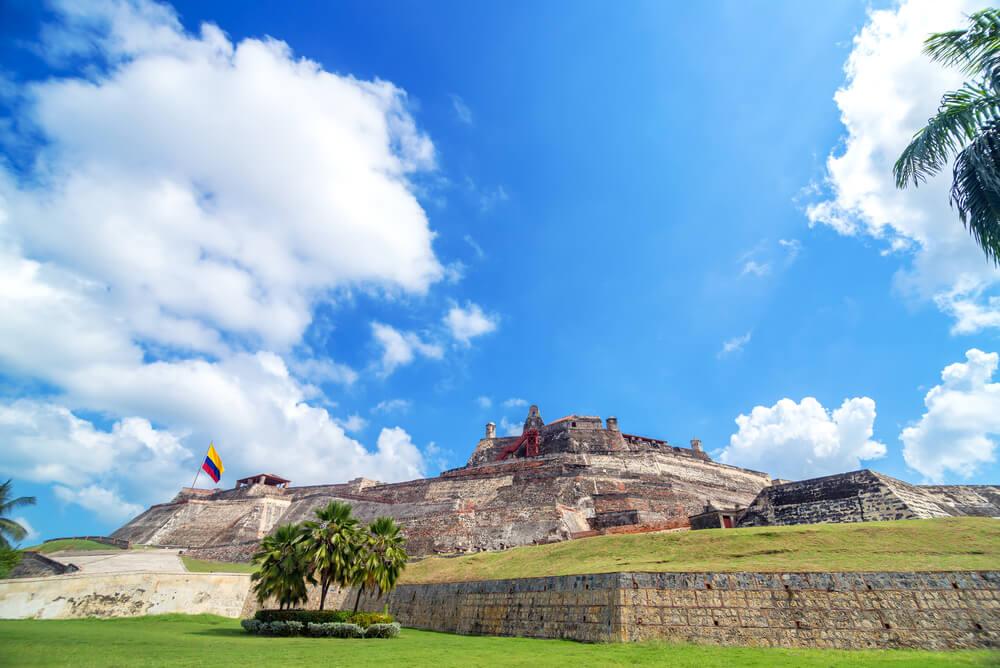 El Castillo San Felipe, uno de los tesoros de Cartagena de Indias