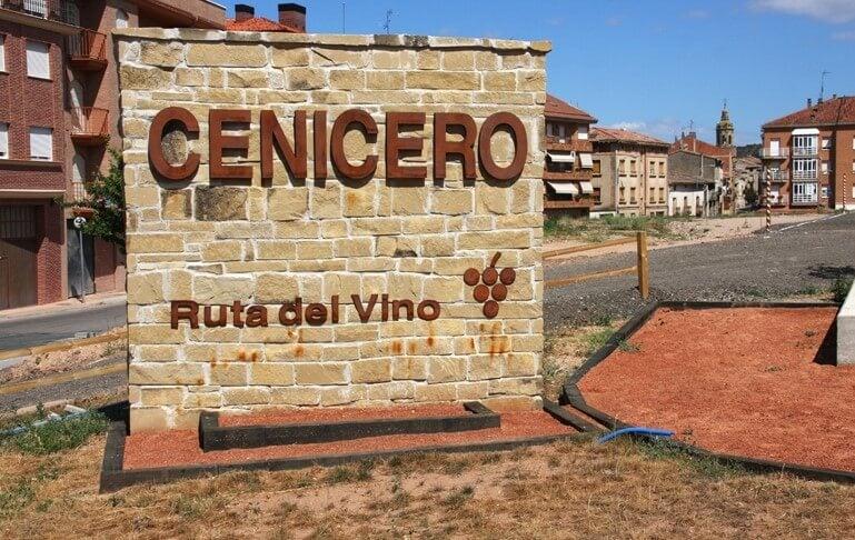 Cenicer en La Rioja