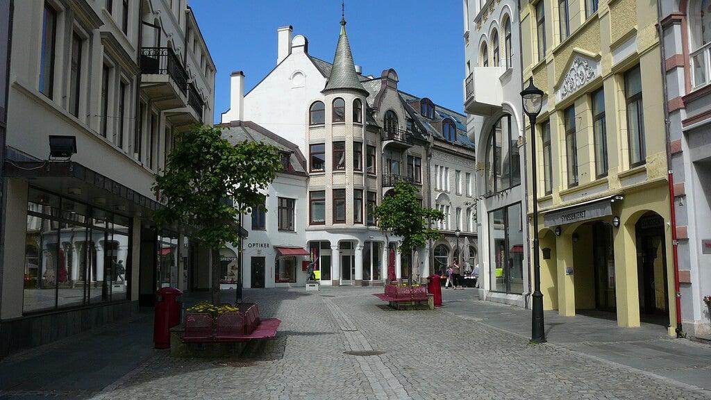 Centro de Alesund