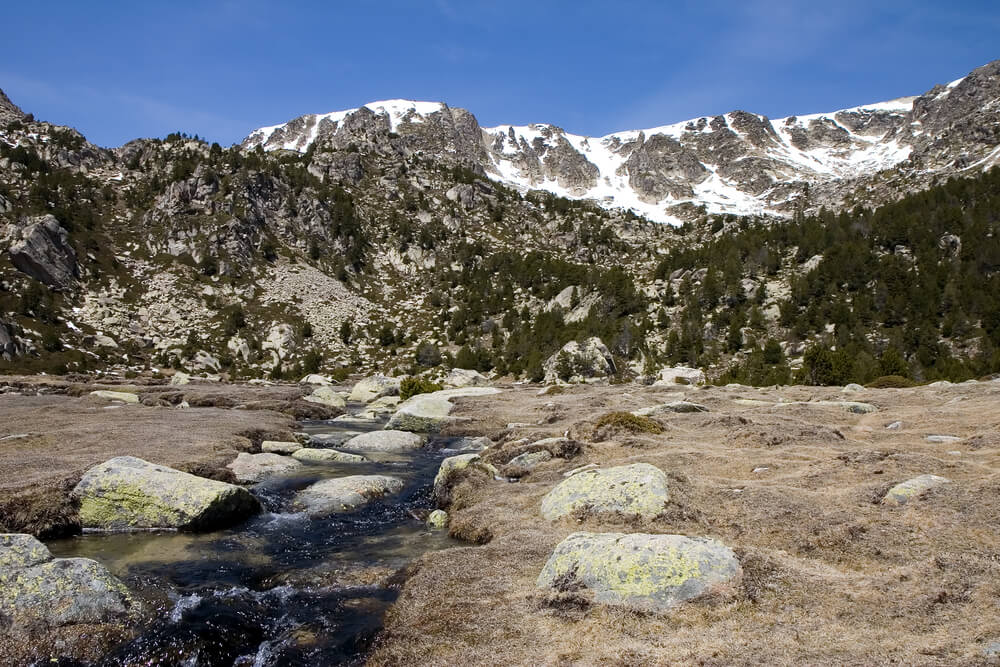 La Cerdanya, uno de los paisajes de los Pirineos más agrestes