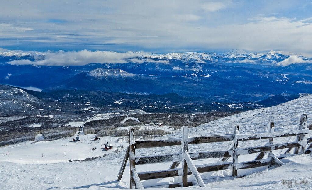 Vista de Cerro Chapelco