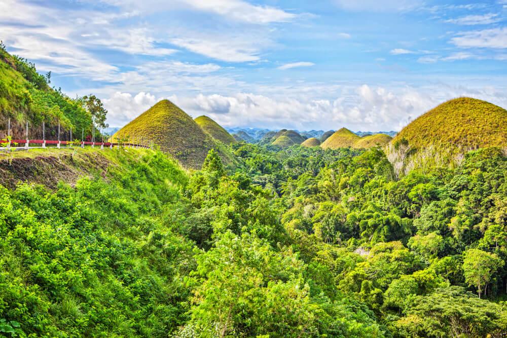 Bohol, una isla filipina para todos los gustos