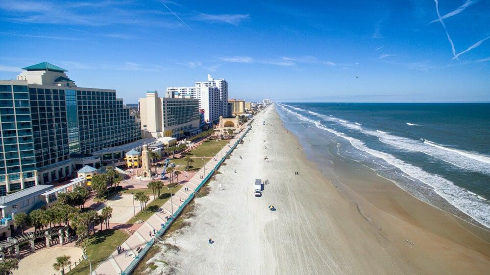 Daytona Beach en Orlando