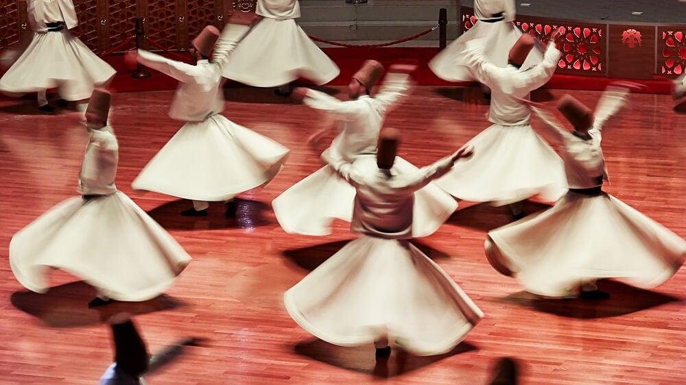 Danza de los derviches en Konya