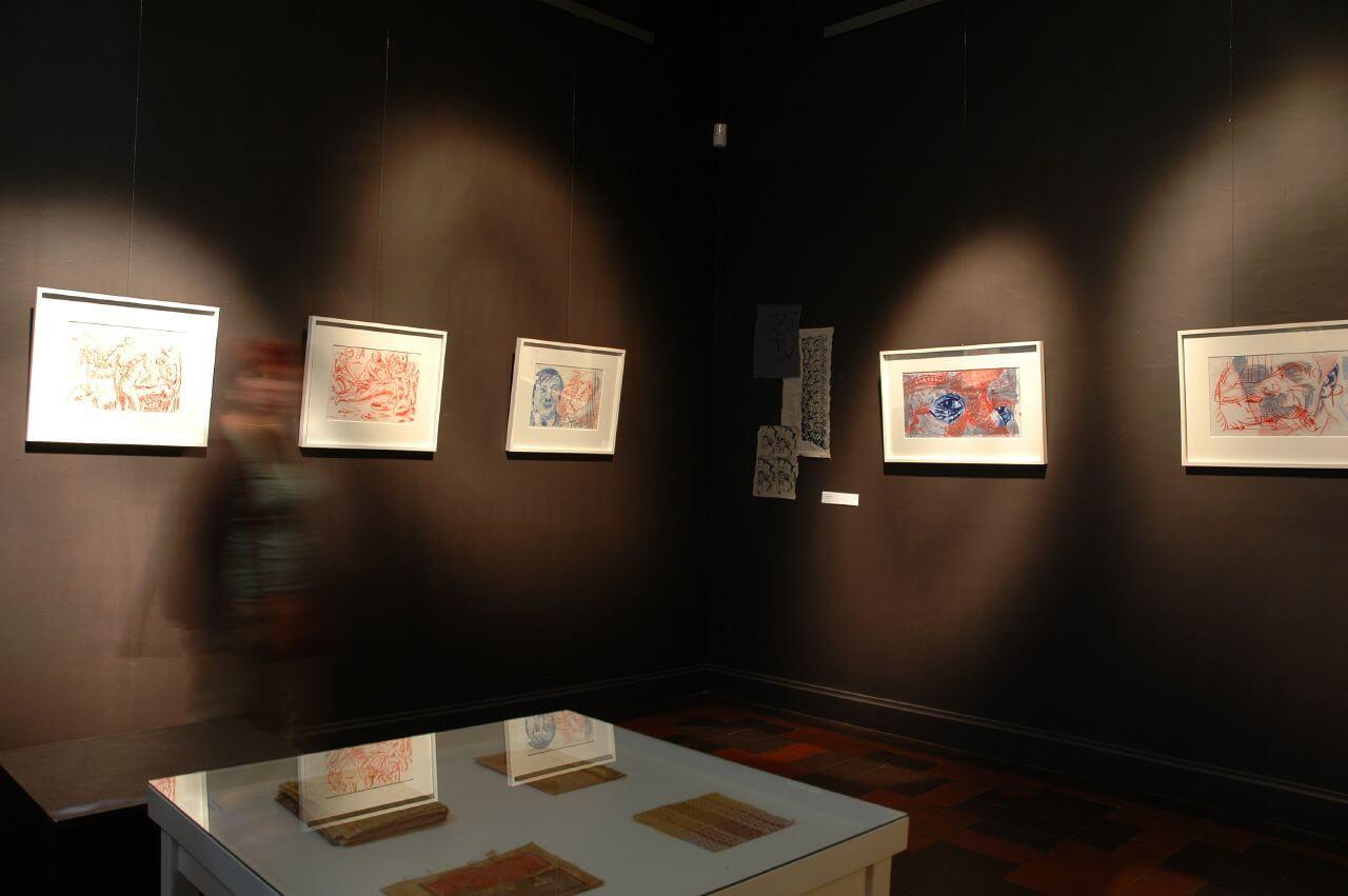 Exposición temporal ene l Museo Hof van Busleyden