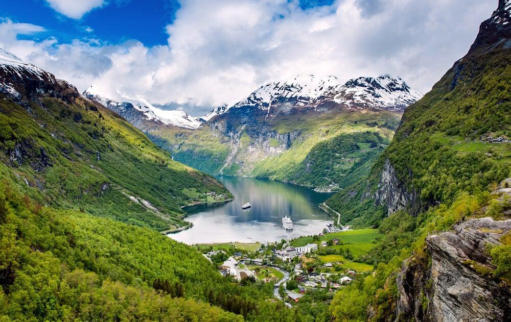 Ruta para tu viaje por los fiordos de Noruega