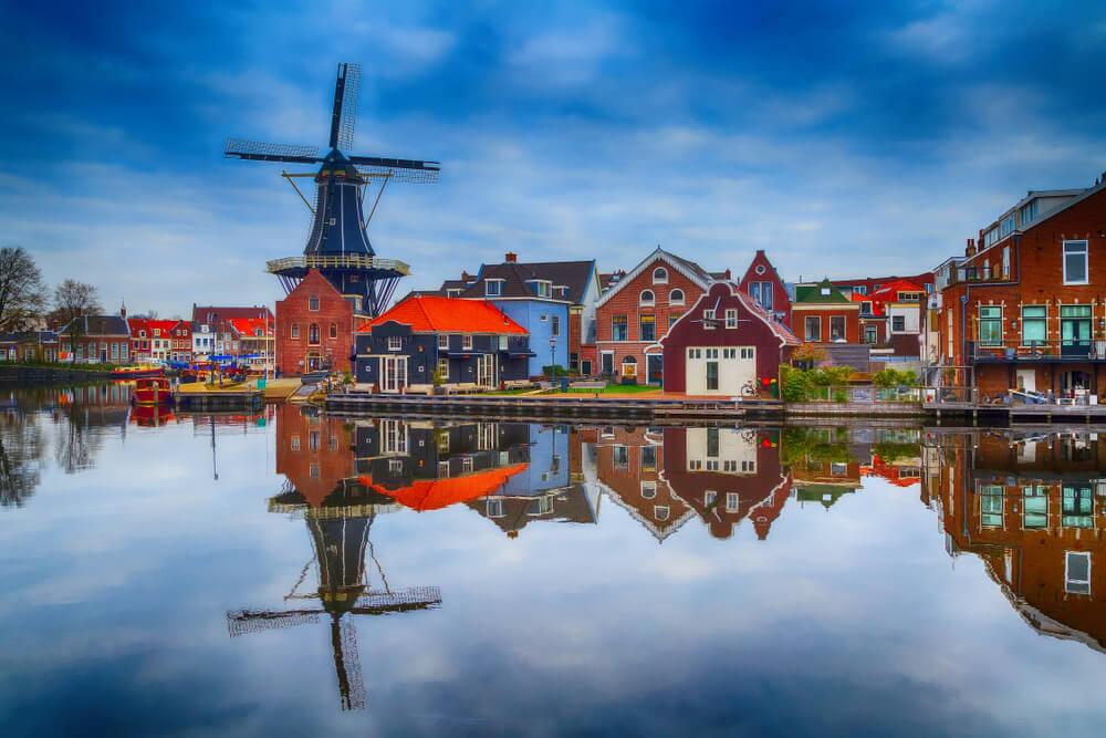 Haarlem en Holanda