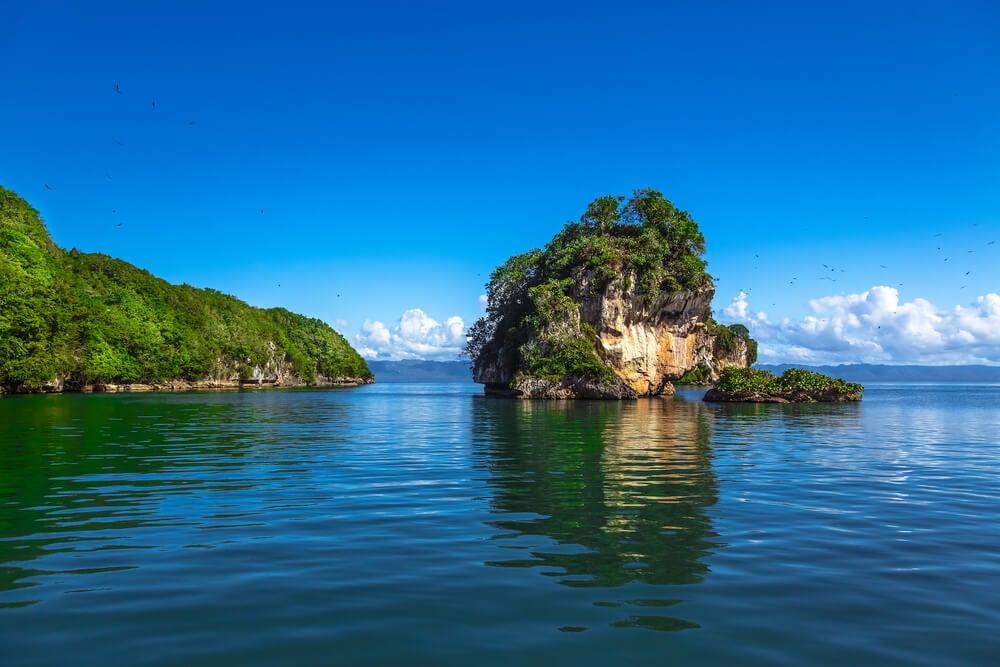 Parque Nacional Haitises en Samaná