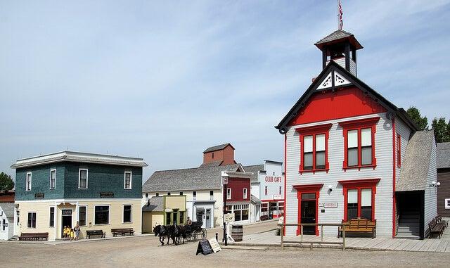 Heritage Village en Calgary