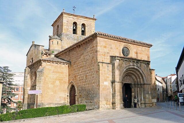 Iglesia de San Juan de Rabaneda en Soria