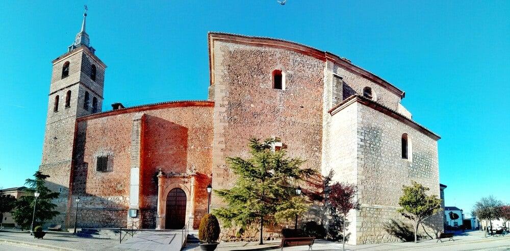 Iglesia de Nuestra Señora de la Asunción de Socuéllamos