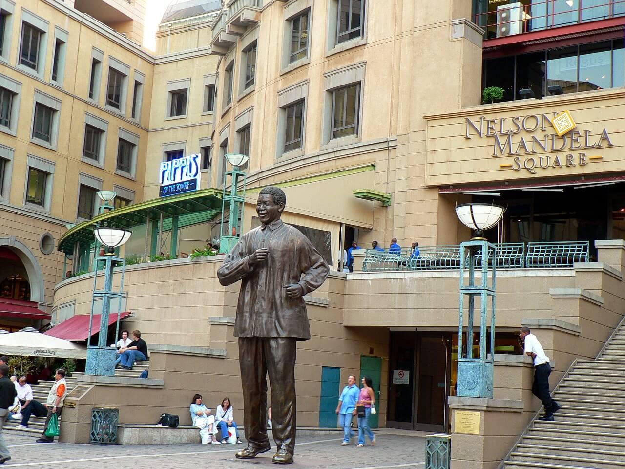 Johanesburgo en Sudáfrica
