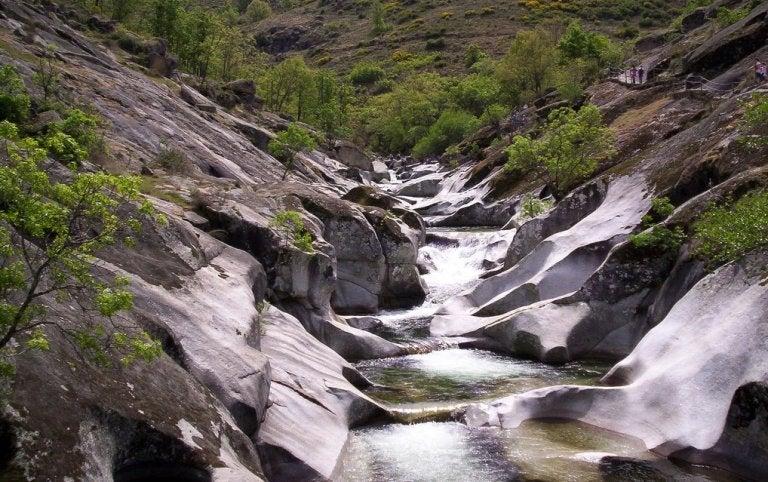 Los Pilones en el Valle del Jerte, un rincón maravilloso