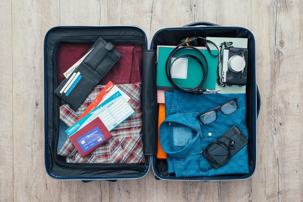 Las maletas: que no sean un lastre en tu viaje